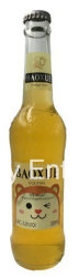 320ml Le flacon en verre de vin de cocktail OEM avec jus d'Orange Alcohole 2,5 % et 3 %