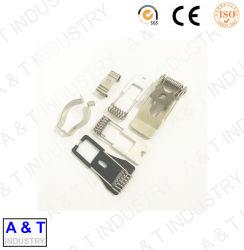 Soffitto su ordinazione degli accessori LED di illuminazione che timbra la molla di torsione d'acciaio di Downlight del fermaglio di conservazione del metallo per il supporto della lampada