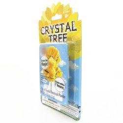 Magic Cristal árbol creciendo los niños DIY Decuational creativo juguete de plástico