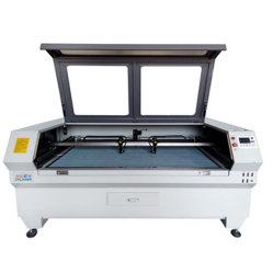 Têxteis Non-Metal CNC laser de CO2 Máquina de gravura de Corte
