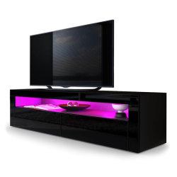現代木LCD TVの立場のショーケース映像