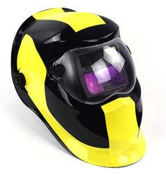 自動暗くなる太陽動力を与えられた溶接のフードのヘルメットすべてのマスク
