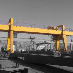 260 la tonne érection double faisceau de lanceur de grue à portique poutre Prix fabricant