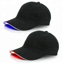 100%년 면 물자 야구 섬유 모자