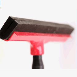 Het rubber Hoofd van de Rubberschuiver van de Vloer van de Vervanging Plastic