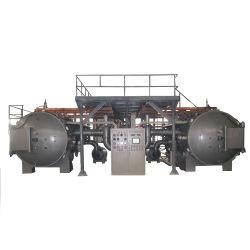 Smart Série de vácuo de carboneto de silício reacção Forno de sinterização utilizado na metalurgia de cerâmica medicina química e outros campos