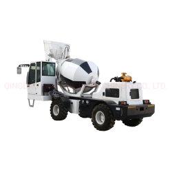 移動式具体的なコンクリートミキサー車の構築の混合機械機械装置のトラックをロードしている1.5cbm小型自己