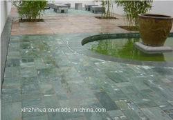 Китай дешевые зеленый Slate кровельные/асфальтирование плиток шифера каменные стены оболочка