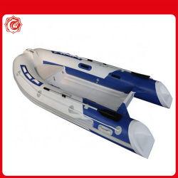 Pescherecci utilizzati gonfiabili della piccola vetroresina poco costosa della nervatura del Ce 10.8FT da vendere
