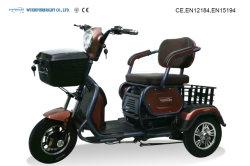 Désactivé Tricycle électrique 350W/3 roues scooter électrique/personnes âgées Elecctric véhicule