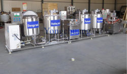 Молочное оборудование для охлаждения топливный бак, стерилизатор для молока и Homogenizer