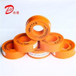 12mm joint de filetage de bandes de joint PTFE avec haute densité de bande