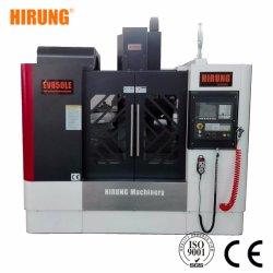 A VMC850 fresadora Vertical CNC Ferramenta para corte de metais