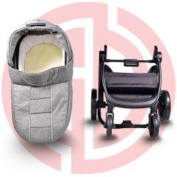 Aluminiumlegierung-Spaziergänger-leichter beweglicher Spaziergänger-faltender Baby-Wanderer-Spaziergänger