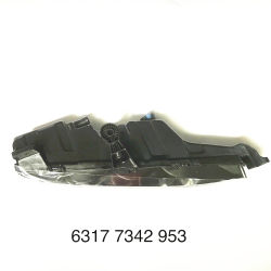 BMW 750i 740I G12 Xdrive 프론트 좌측의 자동 부품 운전석 안개등 LED 정품 63177342953