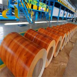 Estanho Revestido Galvanizado Prepainted PPGL PPGI de alumínio de zinco da bobina de aço