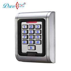 메탈 케이스 방수 액세스 제어 RFID 키패드 판독기 002p IP68