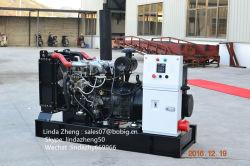 Yangdong Dieselelektrischer leiser schalldichter geöffneter Typ des generator-10kw 12.5kVA
