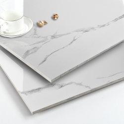 La Chine Les fabricants de céramique Tuiles de plancher en porcelaine de ressembler à du marbre