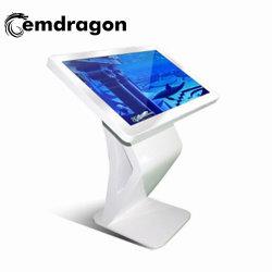 42 polegadas LCD horizontal do Ecrã Táctil Interactive todos em uma tabela de PC para PC de quiosques de tela de toque em Computador Digital Signage visor LED