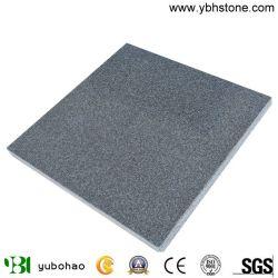 El sésamo negro nuevo chino G654 de baldosas de granito oscuro de la pared cubriendo