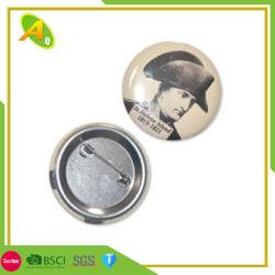 Bouton d'impression offset personnalisé bon marché d'un insigne comme décoration (025)