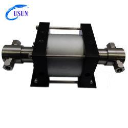 대중적인 모형: XT 100개 mm에 의하여 모는 압축 공기를 넣은 몬 수압 시험 펌프