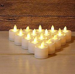 Рождество Flameless желтый мигающий светодиодный индикатор для приготовления чая и лампа в форме свечи
