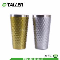 絶縁されたコーヒー・マグの印刷できるステンレス鋼の真空Drinkware