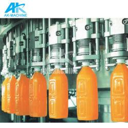 De Machine van de Verpakking van het Glas van het Flessenvullen van het jus d'orange/Vullende Lijn Juicer van de Voorraad van de Fabriek Suzhou