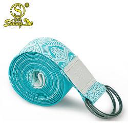 Moda de alta qualidade Fitness Venda quente o logotipo personalizado cinta de ioga