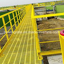GRP Grincement Walkway et système Handrial