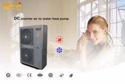 DCインバーターヒートポンプ18.5kw、20のKwの28kw熱容量、220V/380V電源