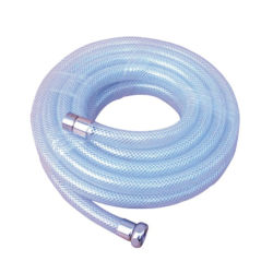 No huele la fibra de PVC trenzado manguera de agua/tubo de jardín