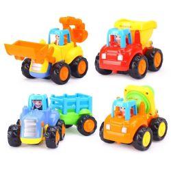 Plastikauto-Spielzeug-Friktions-Karikatur-Auto (H0895060)