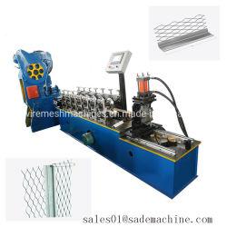 構築によって費やされる金属の角度のビード機械製造者