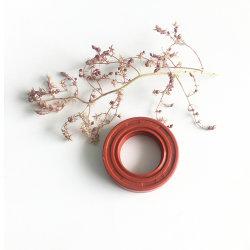 Viton FKM ACM NBR de color rojo marrón colorido del retén de aceite de motor hidráulico de la excavadora