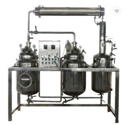 Arnica montana Huile essentielle de la machine de l'extracteur
