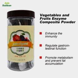100% het Natuurlijke Dieet de Vitamine drinkt van de Thee van de Gezondheid van de Natuurlijke voeding drinken het Samengestelde Poeder van het Enzym van de Vruchten en van de Groenten van het Voedsel van de Installatie voor het Verlies van het Gewicht (30 zakken)