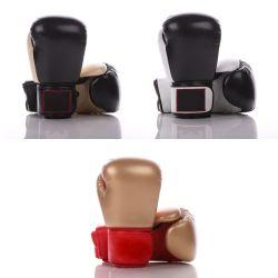 Luvas de perfuração com revestimento de PU luvas de boxe