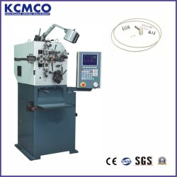KCT-8C Machine de Ressort de Compression de Commande Numérique par Ordinateur de 0.1-0.8mm