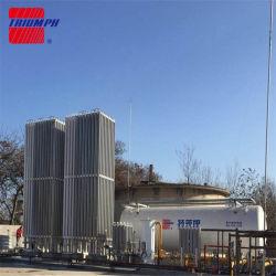 2019熱い販売の液化天然ガスの周囲の空気の蒸発器かGasifer/Evaprator/Airの温度の蒸発器