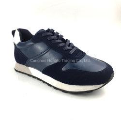 OEM Toevallige Tennisschoenen en het Schoeisel van de Mensen van de Schoenen van de Sport van het Merk Lace-up
