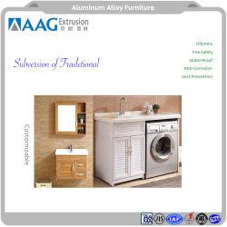 Alluminio di carta di legno della vernice di scambio di calore per fare il portello dell'armadio da cucina