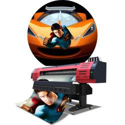 싼 Dx5 맨 위 디지털 자동 접착 비닐 Eco 용해력이 있는 잉크 인쇄 기계