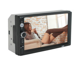 De 7 pulgadas de pantalla HD de 1080p coche reproductor de MP5 7010b