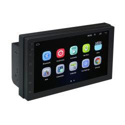"""1GB RDT 7 """" audio stereo radiofonico automatico del giocatore di 2 di BACCANO 1024*600 del Android 8.1 multimedia dell'automobile DVD di percorso universale radiofonico di GPS"""