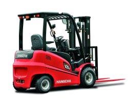 Hangcha Cpd25, 2.5t Elektrostapler, 4 Wheels Electric Forklift, 4,5 m, Hangcha 2 t, 2,5 t, 3 t, 3,5 t Batteriestapler, Hc 2,5 t Elektrostapler