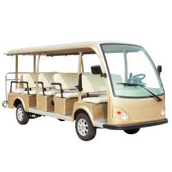 Marcas chinas 14 carros de golf de pasajeros de autobús de turismo para la venta