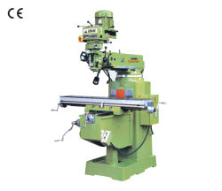 Horizontaler und vertikaler Metalldrehkopf-allgemeinhinfräsmaschine 6hg
